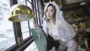 Link Bokep 公众号【91报社】JKF性感女模艾比婚纱暗黑版诱惑 hot